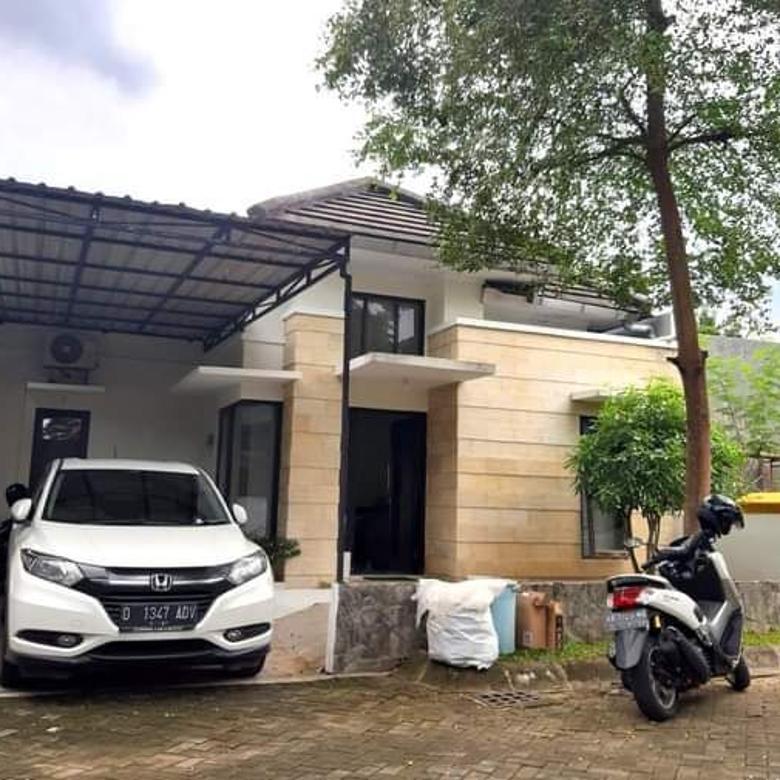 Rumah Tropis Minimalis di Royal Maguwo