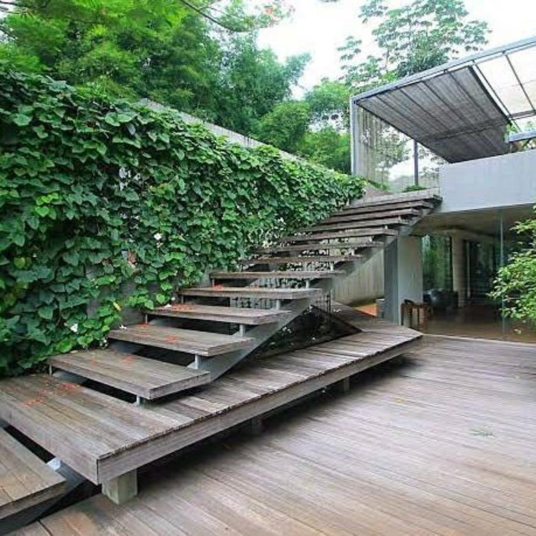 Rumah Mewah dengan konsep Eco friendly desain by Andra Matin dan Anthony Liu