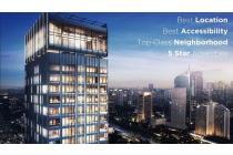 Apartment 57 Promenade di Thamrin Jakarta Pusat Lokasi Strategis