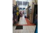 Dijual Kios Ramai Strategis di Pasar Segar Bintaro Tangerang Selatan