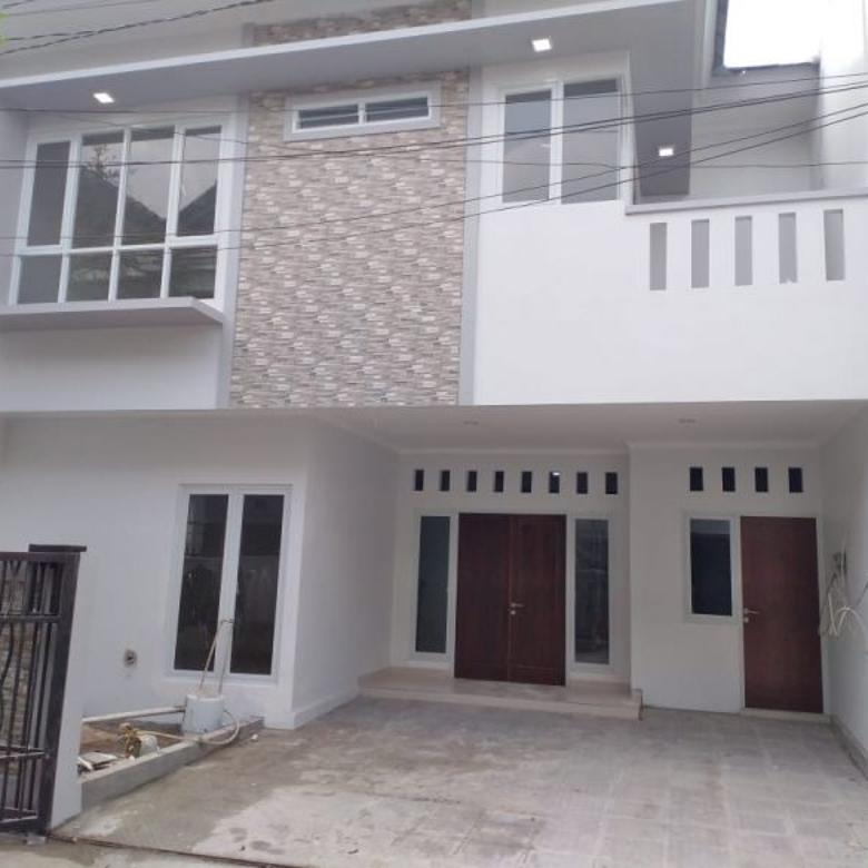 Dijual Rumah Baru Minimalis di Tebet Timur, Jakarta Selatan