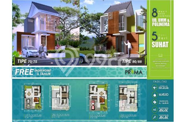 Rumah Mewah Kota Malang 13698162