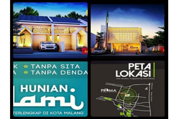 Rumah Mewah Kota Malang 13698163