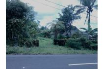 Tanah Pinggir Jalan Kaliurang km 23 Cocok Untuk Usaha Kuliner View Merapi