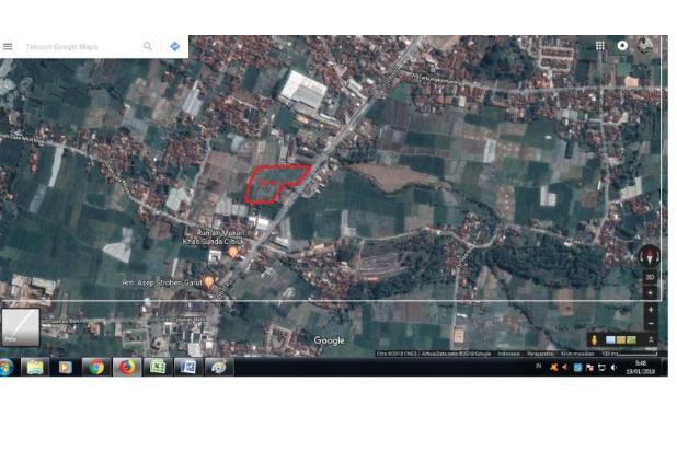 Rp13,5mily Tanah Dijual