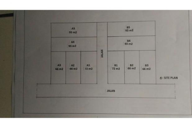 Beli Rumah DP 0 %: KPR, Harga Rp.300 Jt-an, di Duren Seribu 11486500