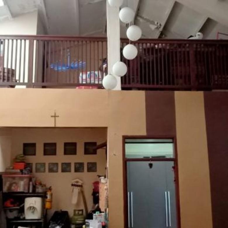 DIJUAL Rumah Siap Huni (Sayap Jl, Lengkong Besar)