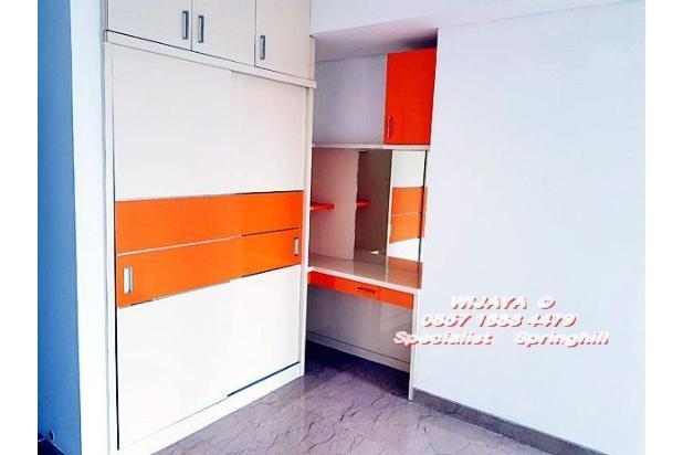 DISEWAKAN Apartemen Springhill Kemayoran (165m2) 2+1 Br – Lantai rendah - B 15661772