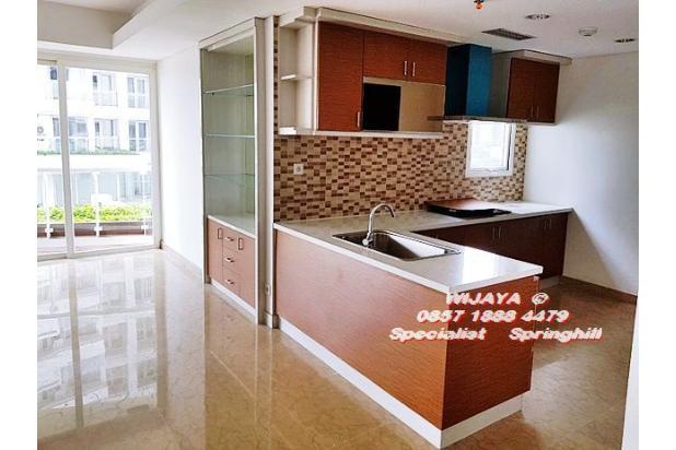 DISEWAKAN Apartemen Springhill Kemayoran (165m2) 2+1 Br – Lantai rendah - B 15661773