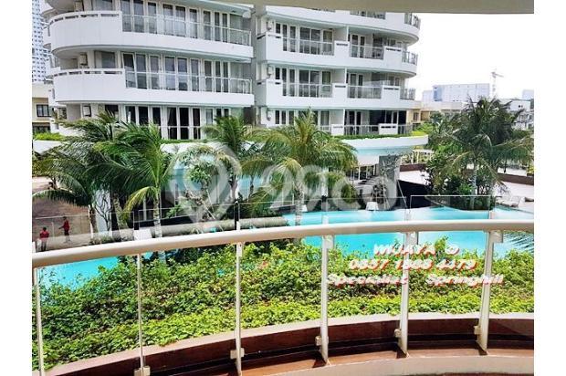 DISEWAKAN Apartemen Springhill Kemayoran (165m2) 2+1 Br – Lantai rendah - B 15661777