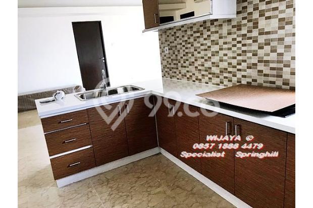 DISEWAKAN Apartemen Springhill Kemayoran (165m2) 2+1 Br – Lantai rendah - B 15661778