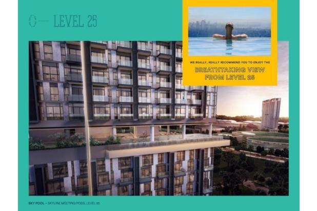 Rp2,33mily Apartemen Dijual