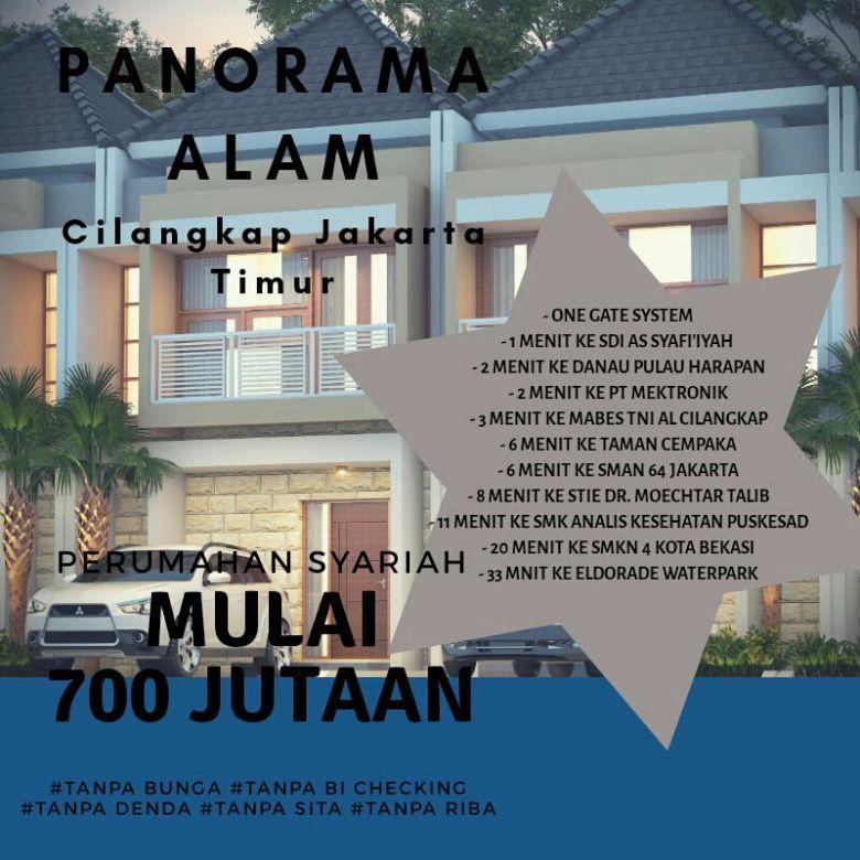 Rumah Mewah 2 Lantai di Cilangkap, Cipayung Jakarta Timur