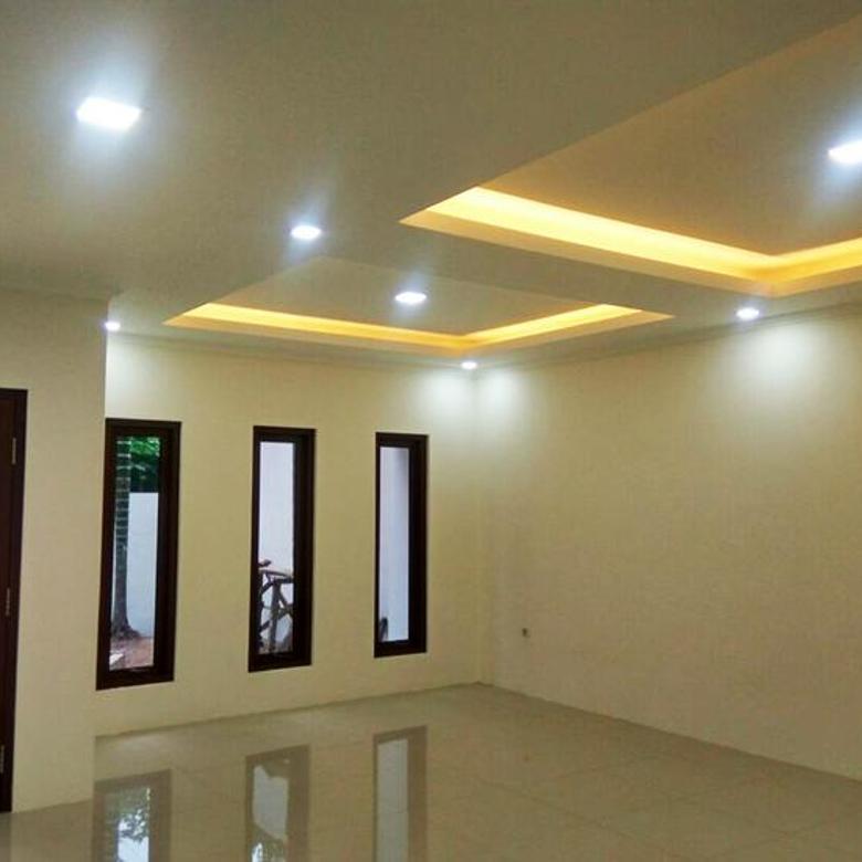Rumah bagus modern minimalis di Cipete
