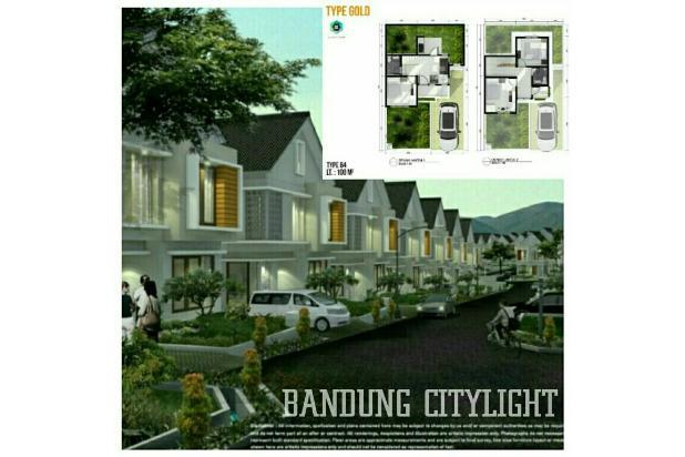 Rumah Mewah Murah 2lantai di Padasuka dekat ITB Dago Bandung