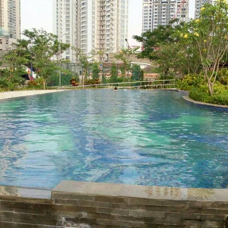 Apartemen Madison Park di Jakarta dekat Central Park Fully Furnished type Studio Harga Covid Langsung dari Owner/Pemilik