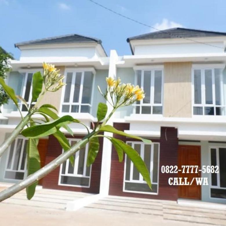 Rumah 2 Lantai 700jutaan di Jatiasih Bekasi