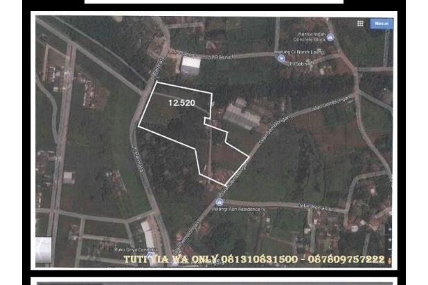 Rp40,6mily Tanah Dijual