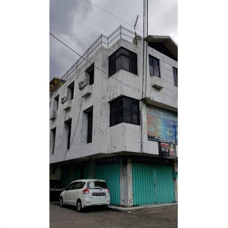 Ruko Strategis Pusat Kota Tembok Dukuh Siap Huni Hadap Jalan Raya