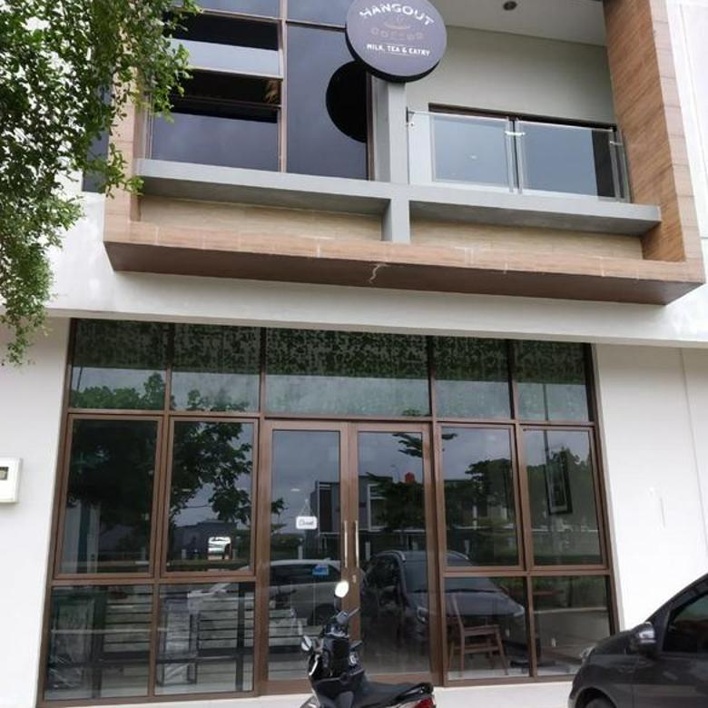 Ruko Savoy Jakarta Garden City  Cakung Timur Jakarta Timur