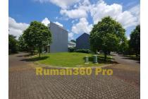 Dijual Tanah Kavling Huk Delatinos BSD Serpong 285m - DL7001