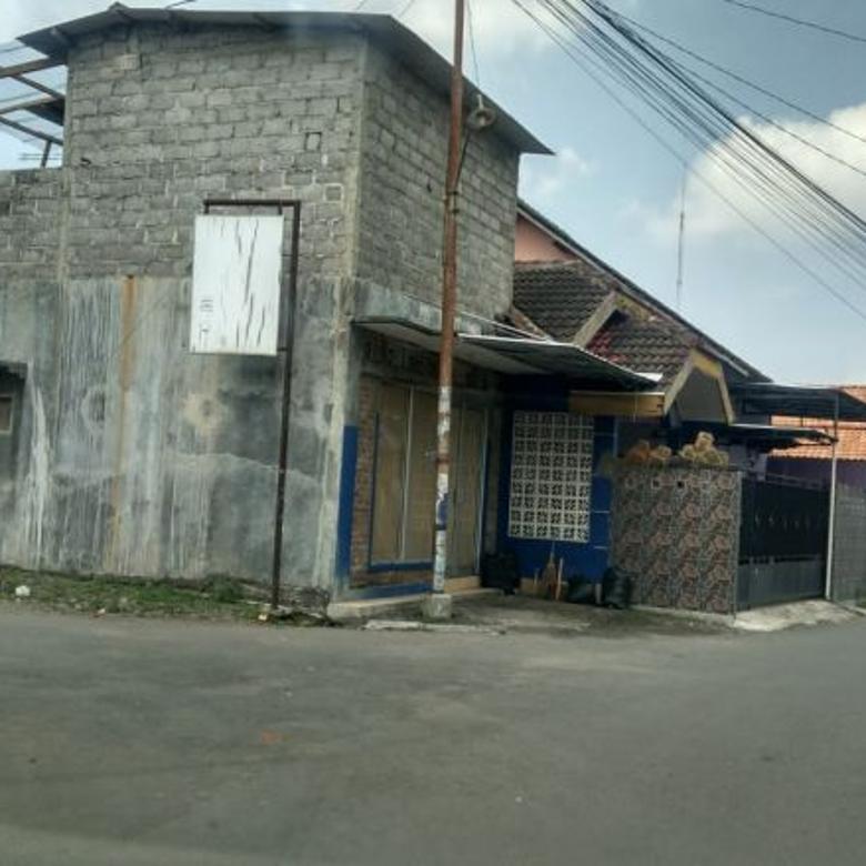 Tanah Dijual di Dekat kampus UMY, Beli Tanah Bonus Rumah Lt 18