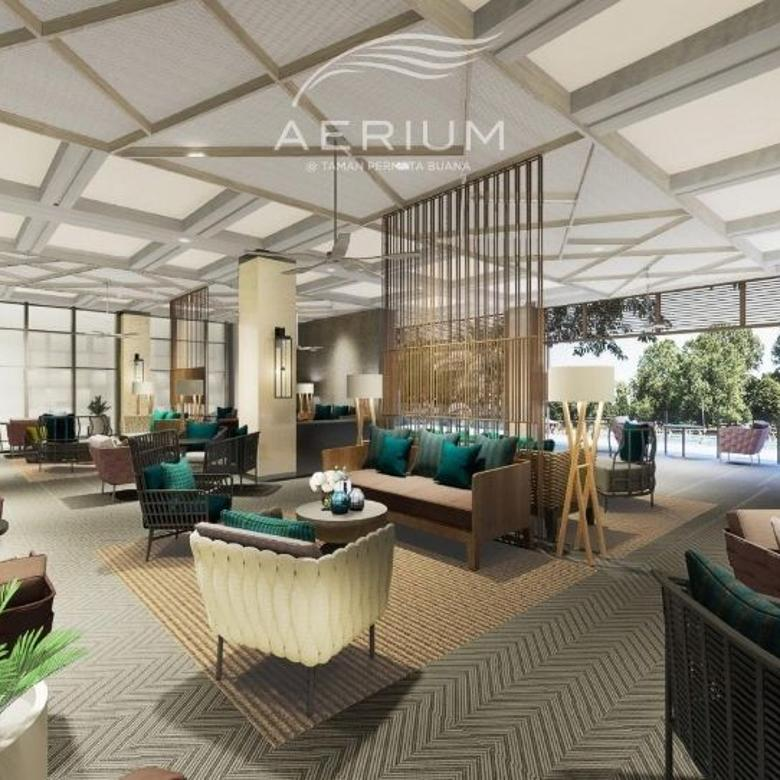 Dijual Apartemen Bagus di Aerium Jakarta