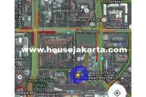 Dijual tanah Jalan Faletehan Blok M Kebayoran Baru luas 960m bisa 6 Lantai