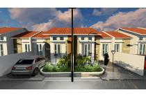 Rumah cluster murah dekat stasiun cikarang bisa KPR