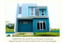 Rumah villa 2 Lantai Murah Di Ciawi