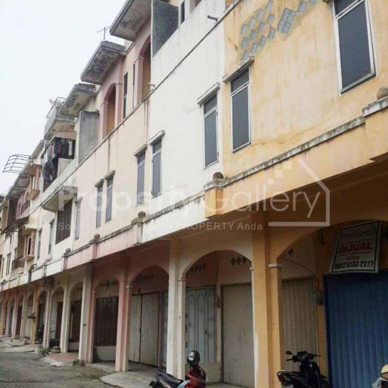 Ruko Komplek Graha Sunggal (Jalan Sunggal) Medan