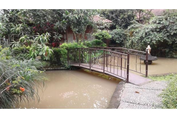 Dijual villa,kolam ikan dan gajebo jl.Cikeruh dekat Brimob Jatinangor 7855985