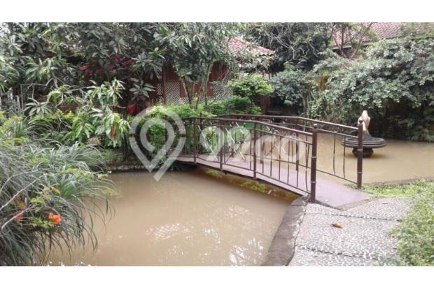 Dijual villa,kolam ikan dan gajebo jl.Cikeruh dekat Brimob Jatinangor 7855987