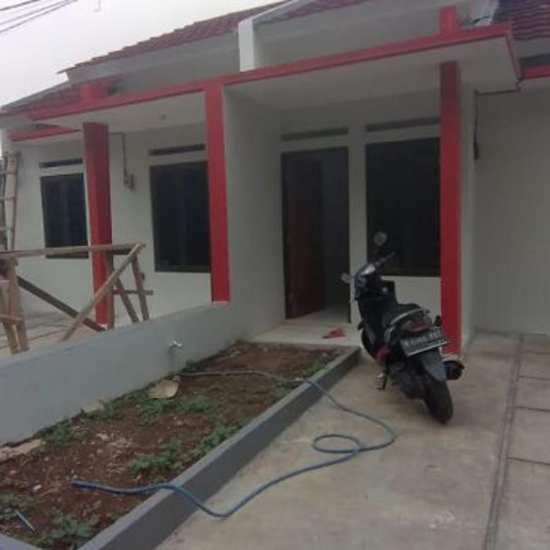 Rumah Syariah Harga 399 jtan dekat Stasiun, Cilodong Depok