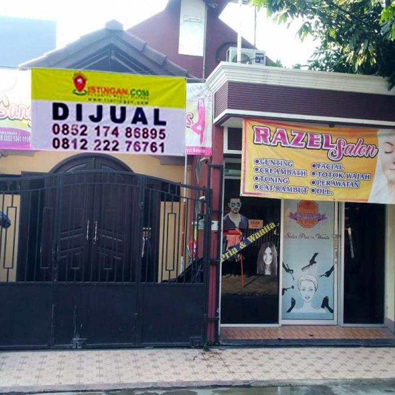 Rumah untuk hunian atau usaha di Mutiara Gading Timur, Bekasi