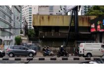 Tanah Luas 490 m2 Di Karet Tengsin Jakarta Selatan MP3924FI