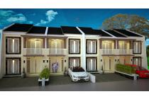Rumah 2 Lantai Dijual di Cinangka Depok Harga Murah Lokasi Strategis
