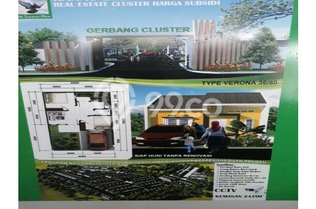 Dijual rumah subsidi di Bandung daerah Banjaran cicilan flat 13223613