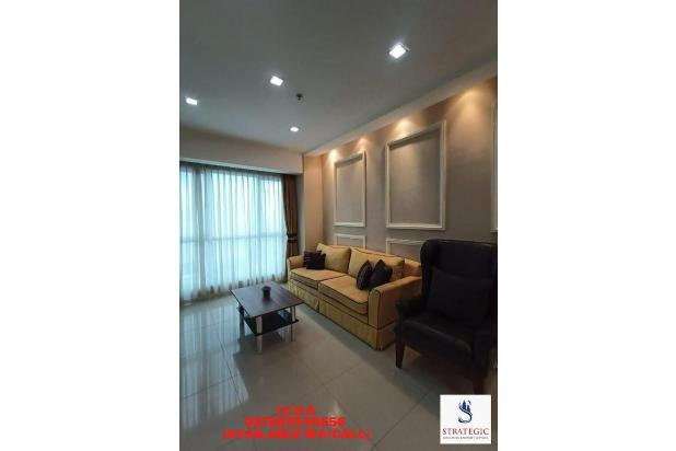 Apartemen Gandaria Heights | 117 sqm 3BR+1 | Connected to Mall