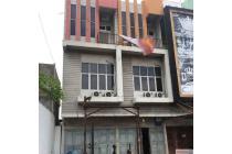Ruko Gandeng Jalan Asrama, Ringroad (samping Gudang Paragon) Medan