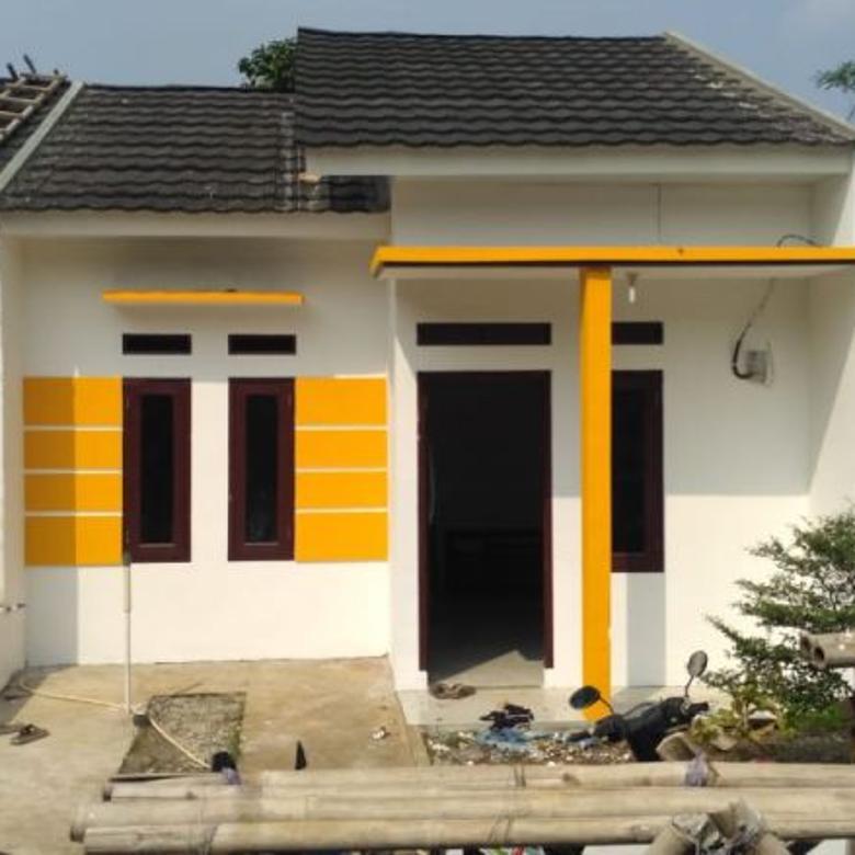 Rumah Cluster Tanpa DP di Bedahan - Sawangan, Depok