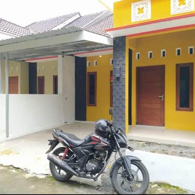 Rumah Baru Siap Huni, Luas, Murah, Nasionalis, Gancahan 7, Sidomoyo, Godean