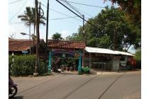 Dijual tanah di pinggir jalan di jl. Caraka Kalisari  Cijantung