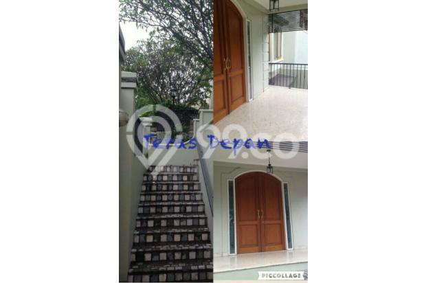 Rumah Mewah di Lingkungan Prestige Jakarta Selatan 15145436