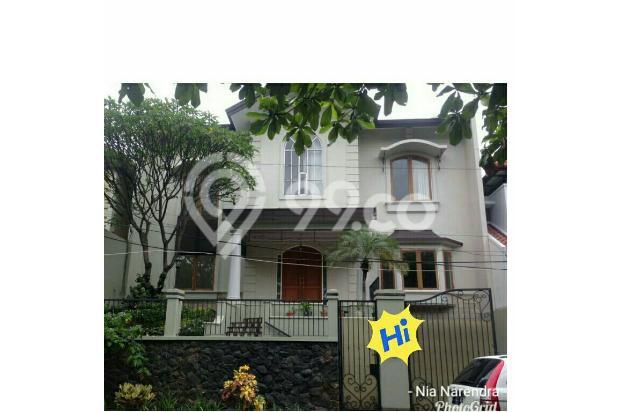 Rumah Mewah di Lingkungan Prestige Jakarta Selatan 15145493