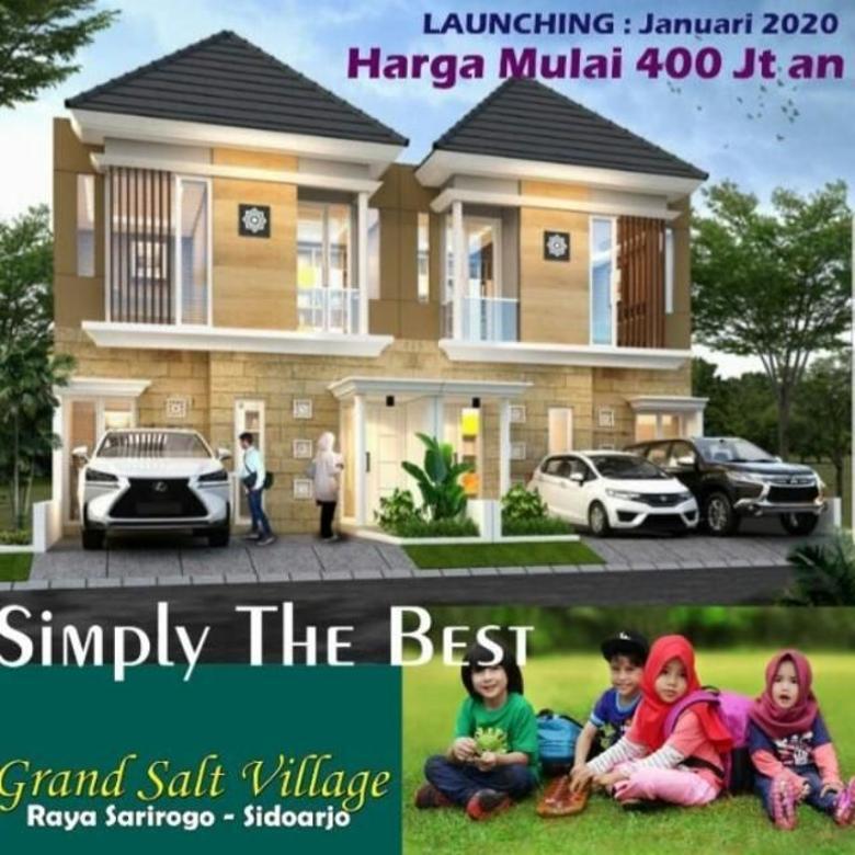 Rumah Sukodono Murah Grand Salt Village Sarirogo