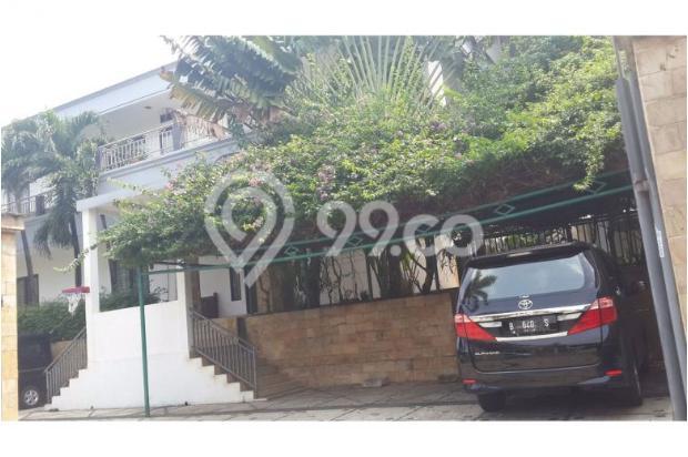 Jual cepat Rumah di Kebagusan Raya 3 lantai murah 8058756