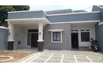 Dijual Rumah Baru dan Nyaman siap Huni Di Curug 1 Bogor