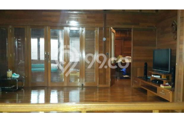 Rumah Villa Mewah Kayu Jati Asli Modern View Kota Bandung Indah 15026834