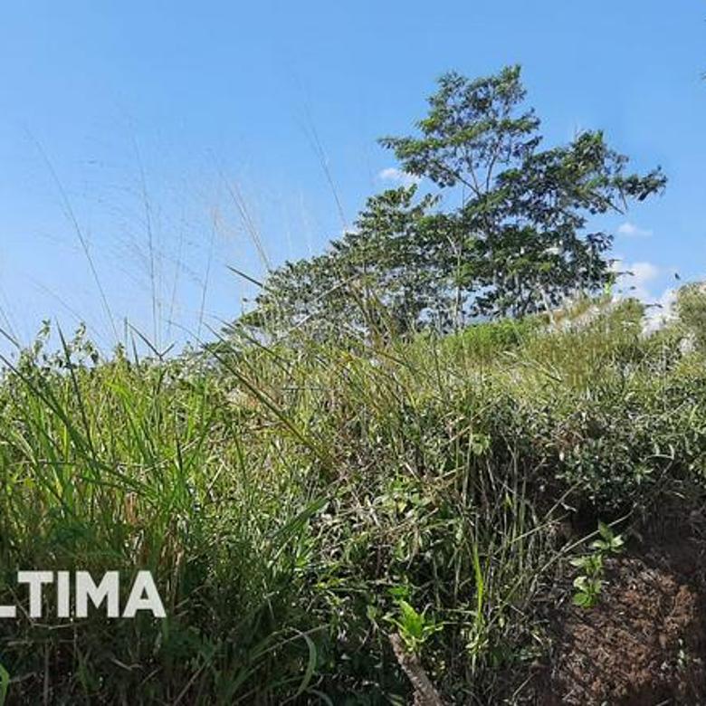 Tanah Luas di Pasirhalang Kabupaten Bandung Barat